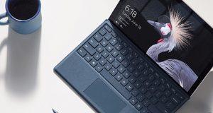 La Surface Pro de Microsoft