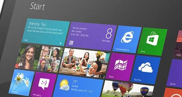 Tablette Surface RT de Microsoft