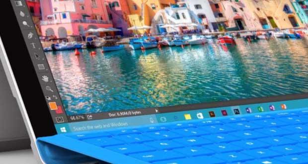 Tablette Surface Pro 4 de Microsoft