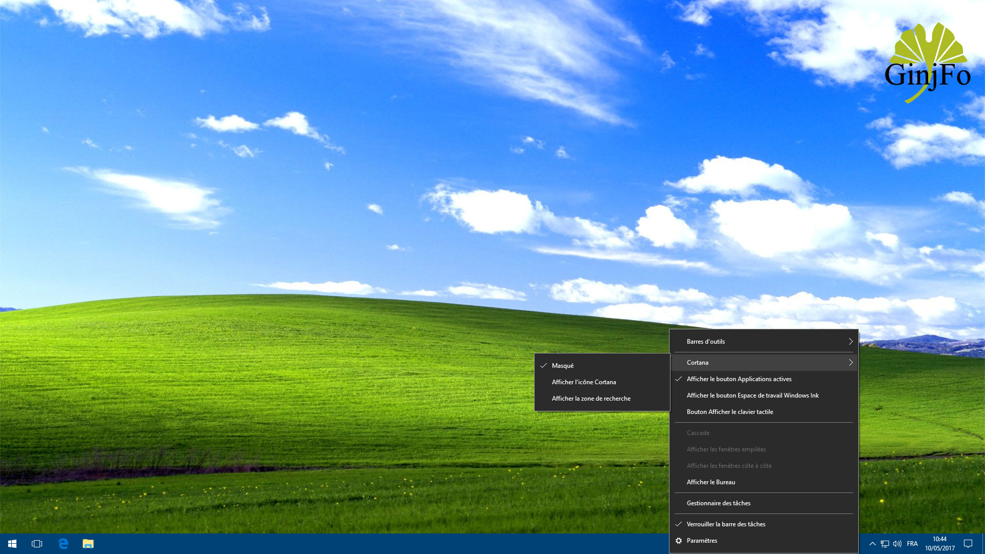 Windows 10 envie dun look à la windows xp ? cest possible et