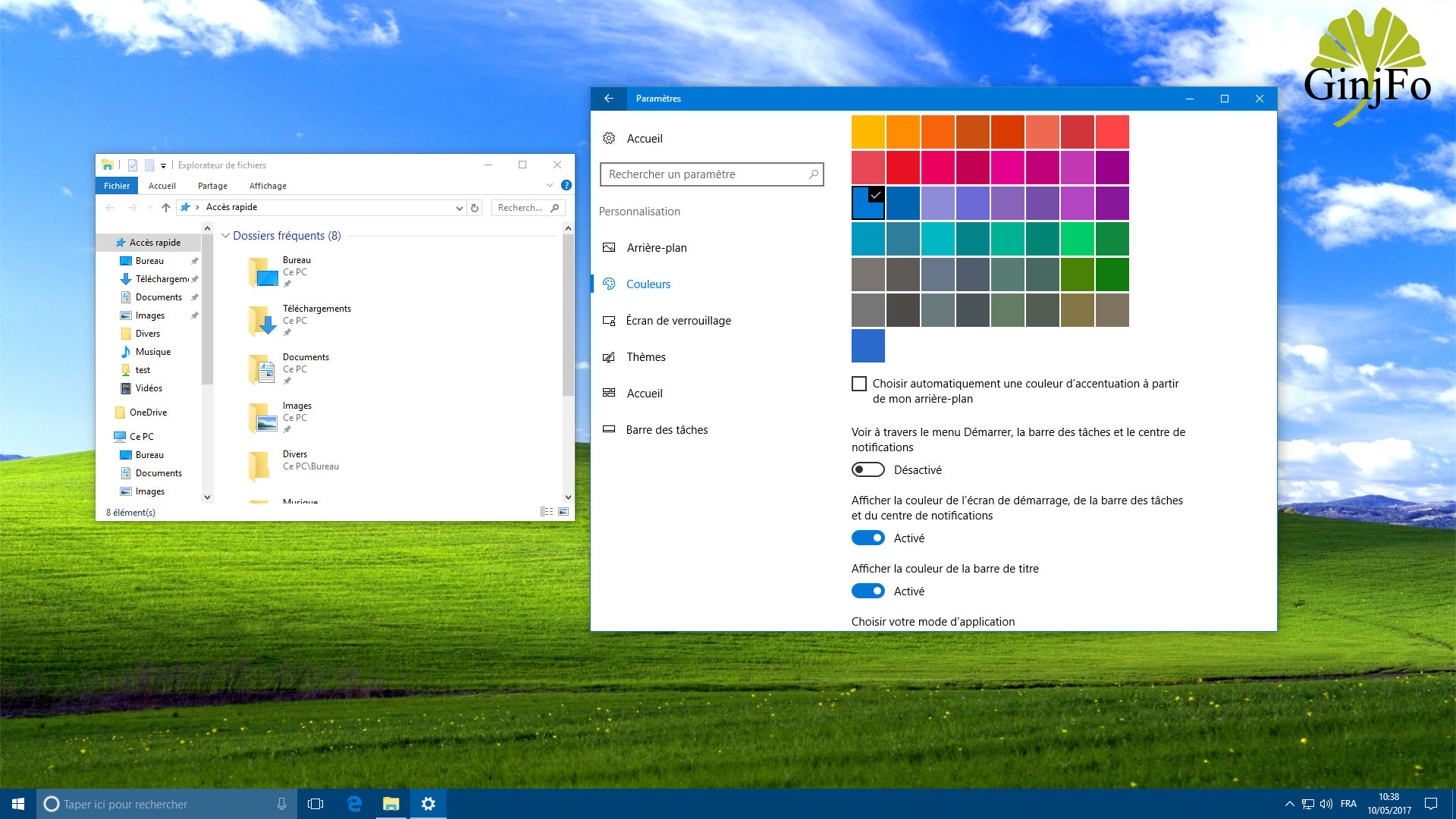 windows 10 look for windows xp