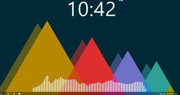Windows 10 – Thème Minimalistic