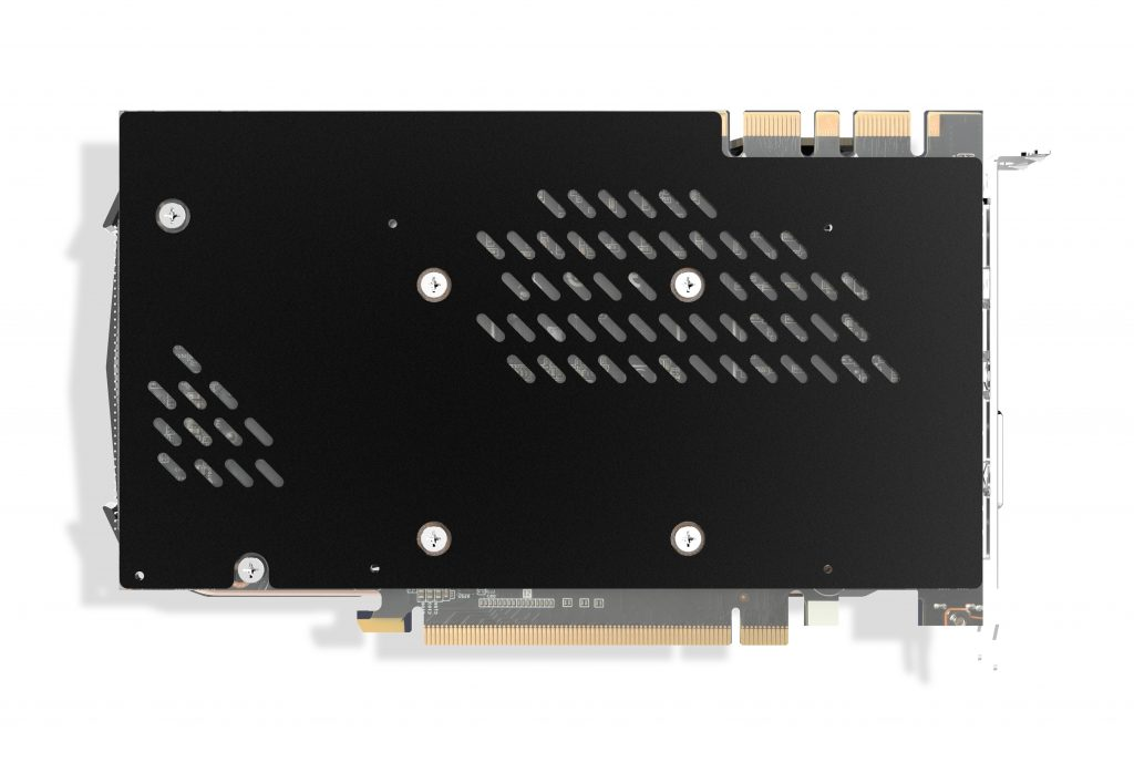 Carte graphique ZOTAC GeForce GTX 1080 Ti Mini