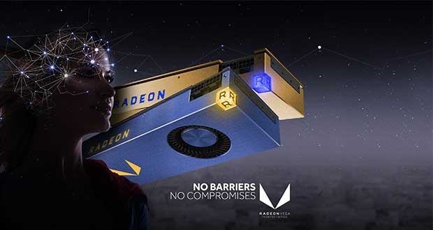 Carte graphique Radeon Vega Frontier Edition