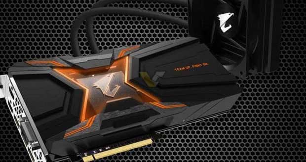 GeForce GTX 1080 Ti WaterForce Xtreme Edition d'Aorus