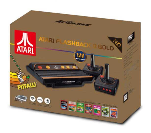 Atari Flashback Gold
