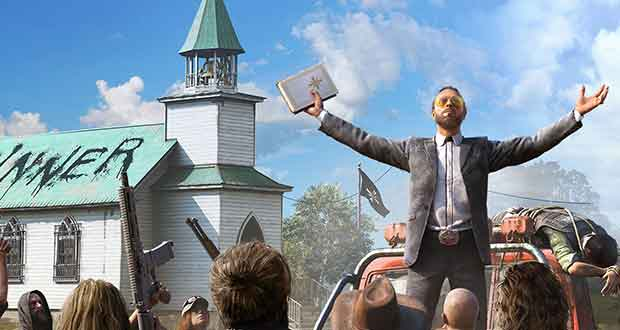 Far Cry 5 dUbisoft
