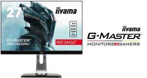 Moniteur G-Master GB2760QSU-B1 de iiyama