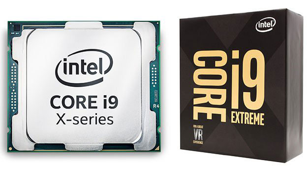 Processeur Core i9 Xtreme Edition d'Intel
