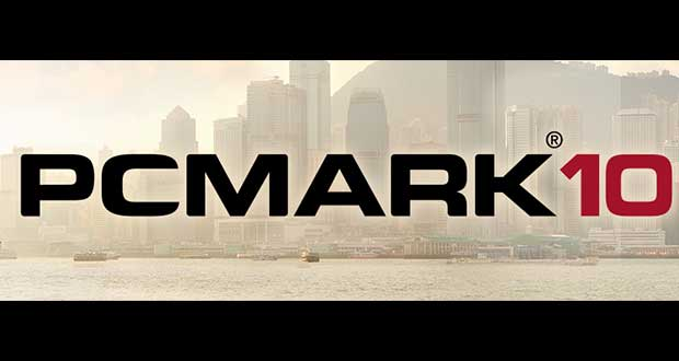 Benchmark PCMark 10 de Futuremark