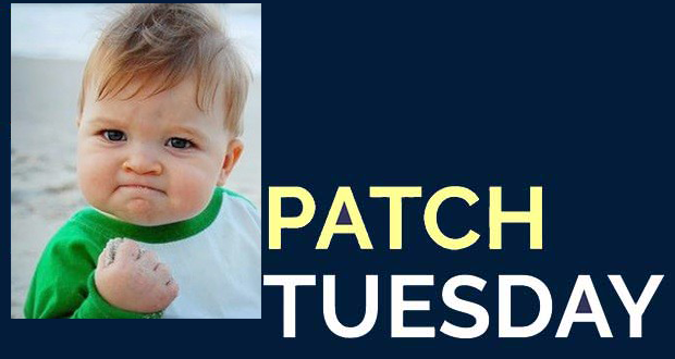 Patch Thesday - Let's go