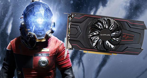 Radeon RX 560 4 Go Pulse OC de Sapphire