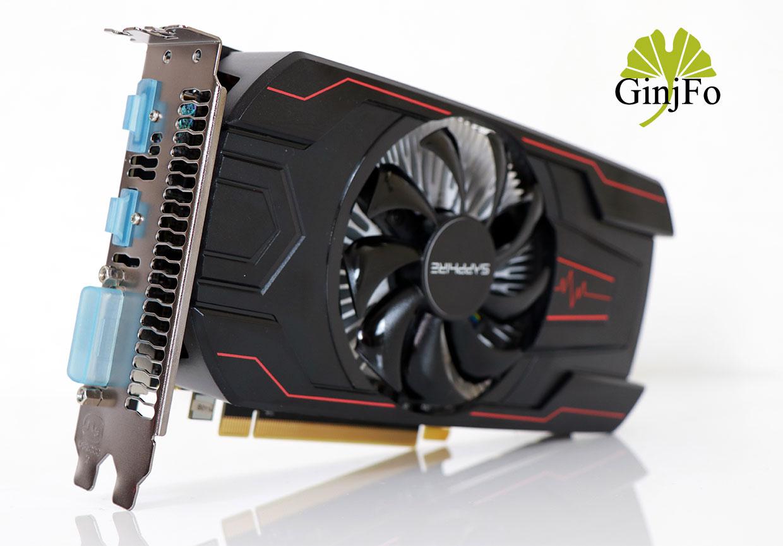 La RX 560 existe en deux versions (14 et 16 CU) — Radeon
