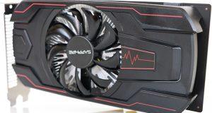 Carte graphique Radeon RX 560 4 Go Pulse OC de Sapphire