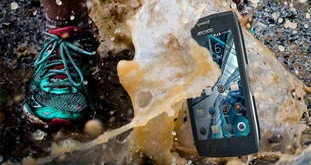 Smartphone Sense 50X d'Archos