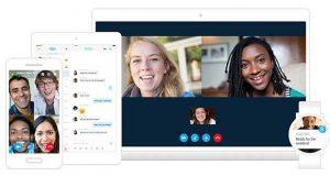 Service VoIP Skype de Microsoft