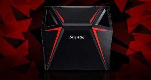 Mini-PC Gaming Shuttle X1