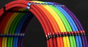Cables AlphaCord d'Alphacool