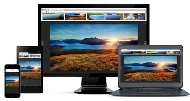 Navigateur Internet Chrome de Google