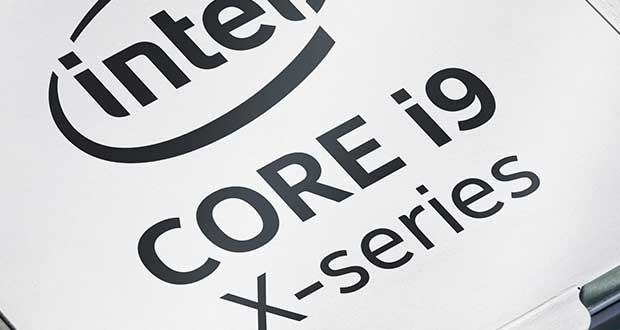 Processeur Intel Core i9 X-Series