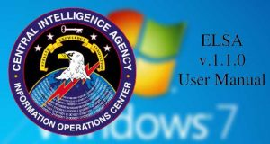 ELSA de la Central Intelligence Agency