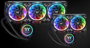 Watercooling AIO Floe Riing RGB TT Premium de Thermaltake