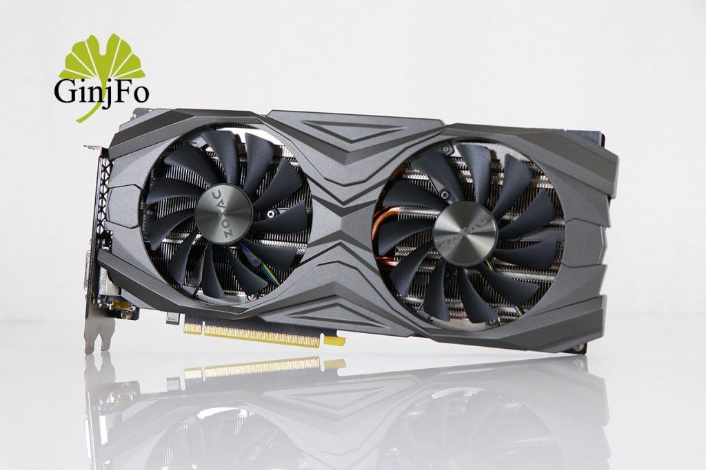 GeForce GTX 1080 Ti AMP Edition
