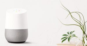Assistant virtuel pour la maison Google Home