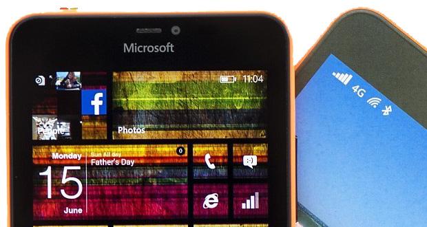 Smartphone Lumia 640XL