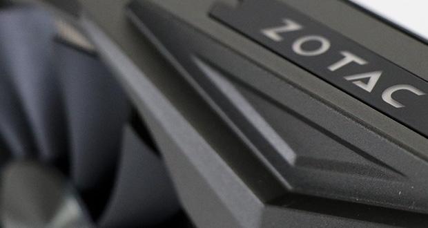 GeForce GTX 1080 Ti AMP Edition de Zotac