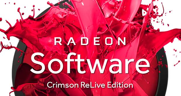 Radeon Software Crimson Relive Edition d'AMD