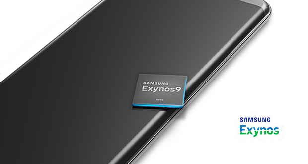 Processeur Exynos9 de Samsung