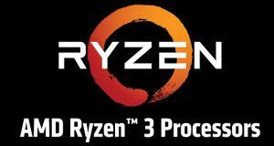 Processeur AMD Ryzen 3