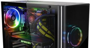 Boitier tour View 21 Tempered Glass Edition de Thermaltake