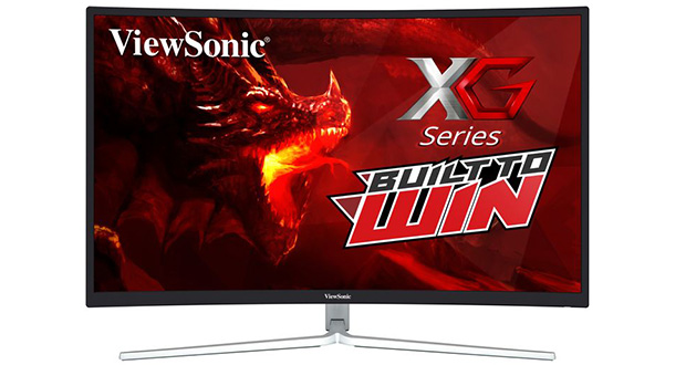 Moniteur gaming XG3202-C de Viewsonic