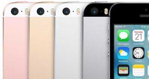 Smartphone iPhone 5 d'Apple