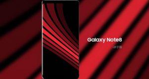 Phablette Galaxy Note 8 de Samsung