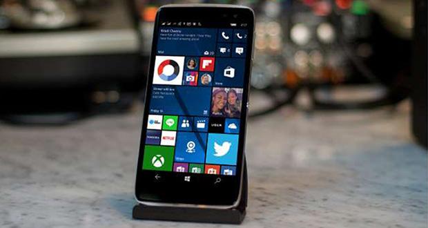 Smartphone Alcatel IDOL 4S