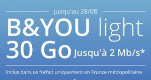 Forfait Light de B And You
