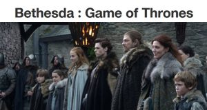 Bethesda : Game of Thrones