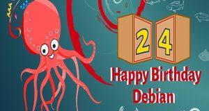 Debian - Anniversaire
