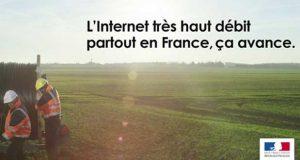 France - le plan Très haut débit