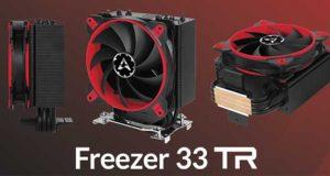 Ventirad Freezer 33 TR d'Artic