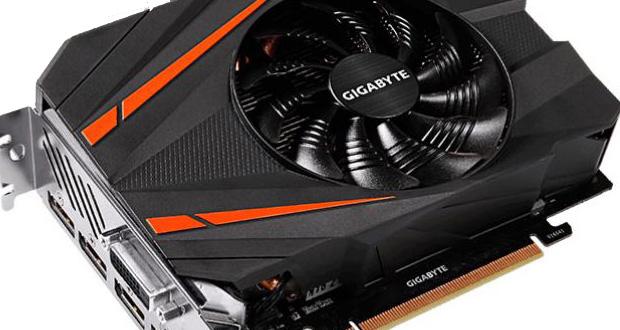 carte graphique mini itx GeForce GTX 1080 Mini ITX 8G, Gigabyte annonce la GTX 1080 la plus
