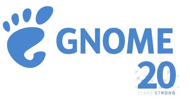 gnome fait ses 20 ans joyeux anniversaire ginjfo. Black Bedroom Furniture Sets. Home Design Ideas