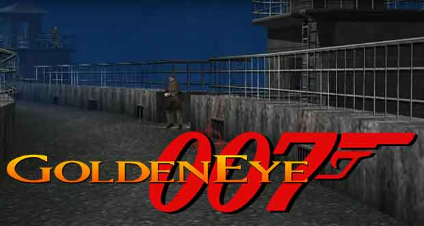 GoldenEye 007 sur Nintendo 64