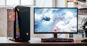 PC Gaming Infinite A de MSI