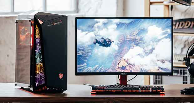 PC Gaming Infinite A de MSI