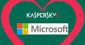 Kaspersky - Microsoft