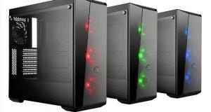 Boitier Cooler Master MasterBox Lite 5 RGB